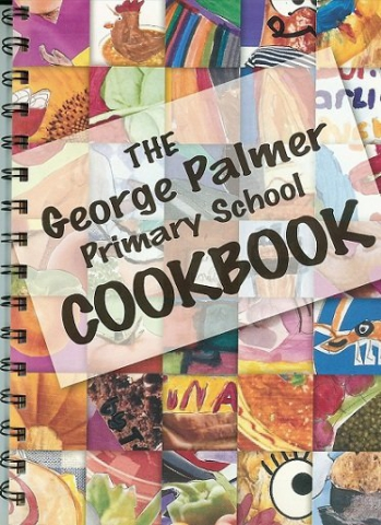 George Palmer Primary School Cookbook Cover